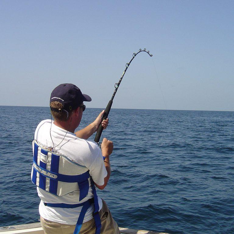 15. Fishing at the Black Sea