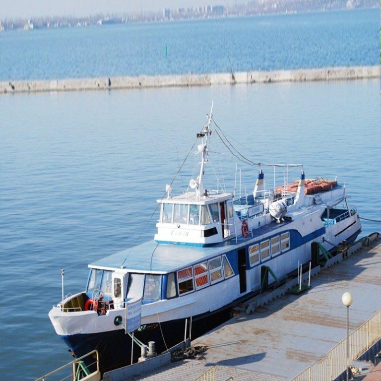 5. Boat trip on the Black Sea