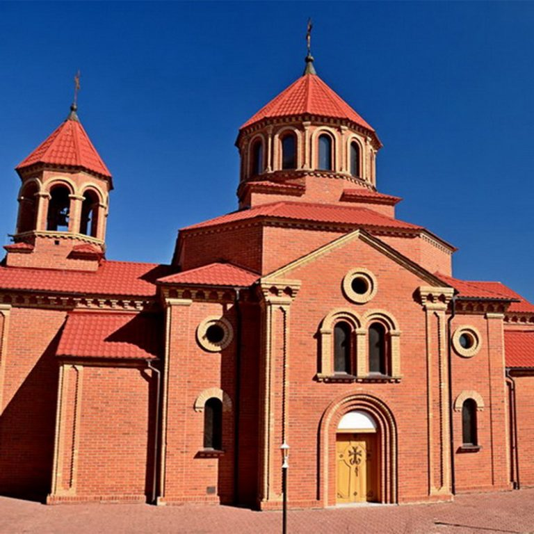 The church and monastery tour